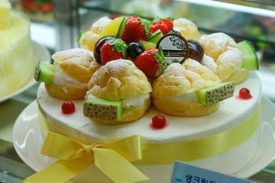 Tren Cake & Pastry Tahun 2015