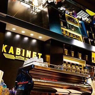 Kabinet Coffee, Tawarkan Coffeshop Berkonsep Coffee Lab