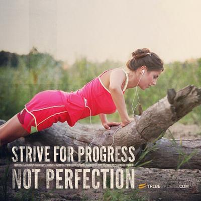 5. Lupakan Kesempurnaan