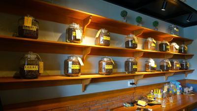 Konsep Kabinet Coffee