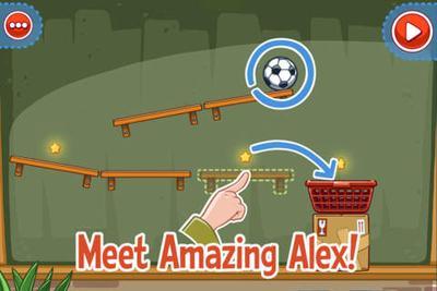 6. Amazing Alex