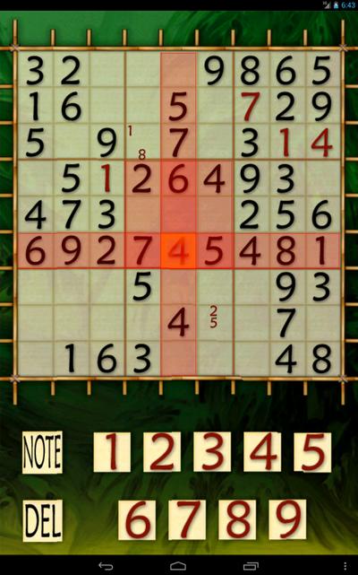 5. Sudoku Adventure