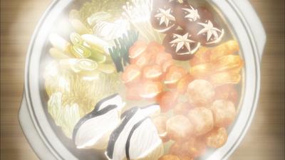 Semua sajian dalam anime Gourmet Girl Grafitti