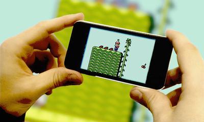 Bernostalgia Dengan Game Jadul Versi Android