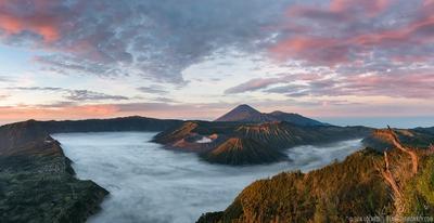 Mengejar Matahari Terbit di Gunung Bromo
