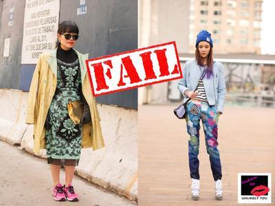 5 Kesalahan Fashion yang Harus Dihindari