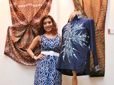 Batik Fractal, Batik dengan Rumus Matematika