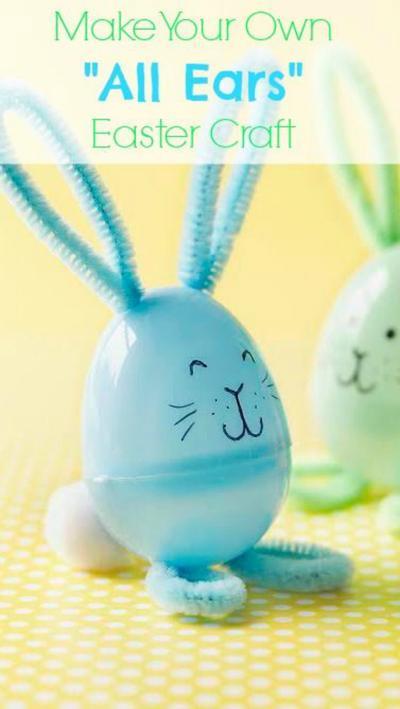 Tips Membuat Telur Paskah bersama Buah Hati