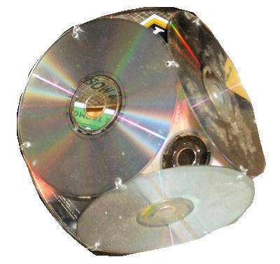 Kreasi Kids Craft Menggunakan CD Bekas