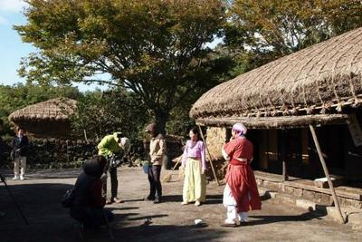 4. Jeju Folk Village Museum