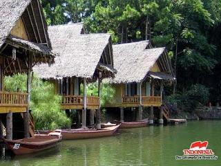 Kampung Sampireun Garut