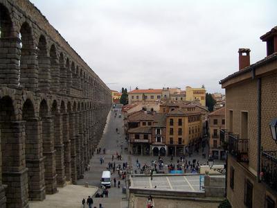 Saluran Air Segovia