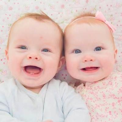 20 Foto Anak Kembar Ini Akan Membuatmu Ingin Memiliki Mereka!