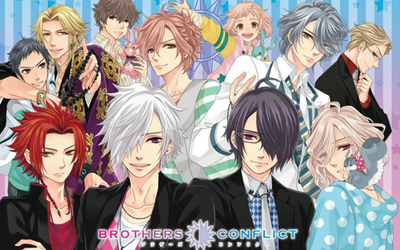 4. Brothers Conflict