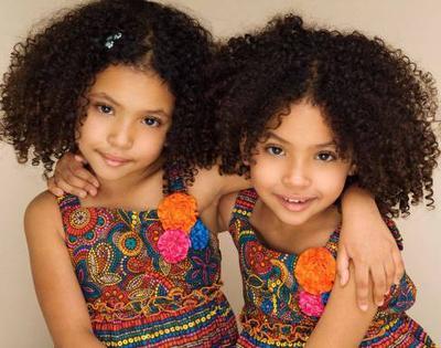Dua gadis manis, Anais & Mirabelle.