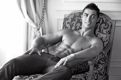 1. Cristiano Ronaldo, Forward, Portugal