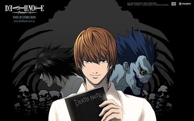 2. Death Note, Si Buku Kematian