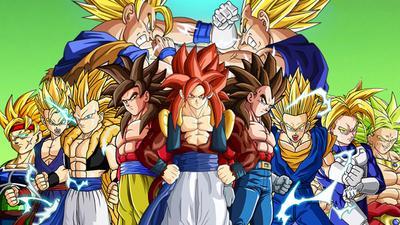 1. Dragon Ball