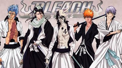 3. Bleach