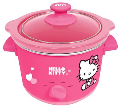 Hello Kitty Slow Cooker