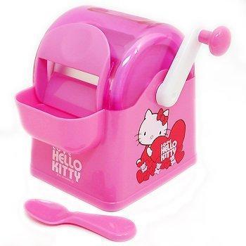 Hello Kitty KuruKuru Ice Cream Maker