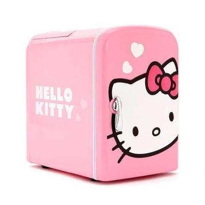 Hello Kitty Mini Compact Refrigerator
