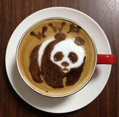 Latte Art, Seni Melukis di Atas Secangkir Kopi