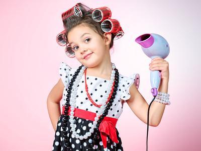 7 Inspirasi Gaya Rambut untuk Anak-anak