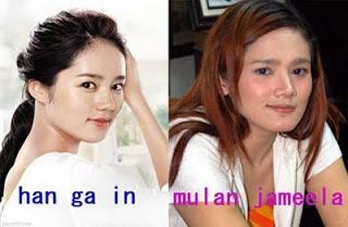 Mulan Jameela-Han Ga In