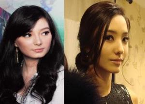 Asmiranda dengan Han Chae Young