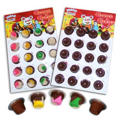 4. Cokelat Choyo-choyo