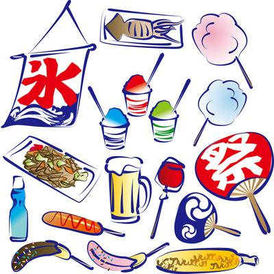 10 Makanan Khas Festival Musim Panas dalam Anime (Bagian 1)