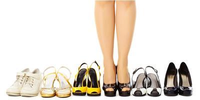 Tips Memilih Sepatu yang Tepat Untuk Si Betis Besar