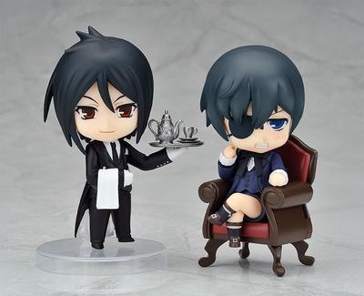 3. Sebastian & Ciel