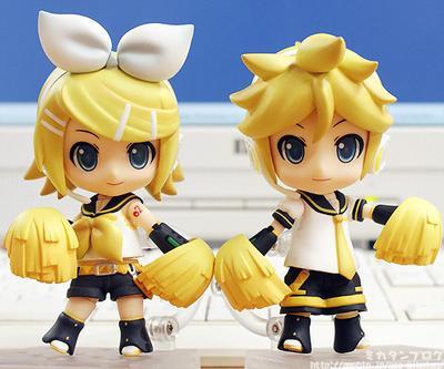 5. Kagamine Len & Rin