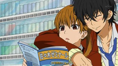 1. Tonari no Kaibutsu-kun (My Little Monster)
