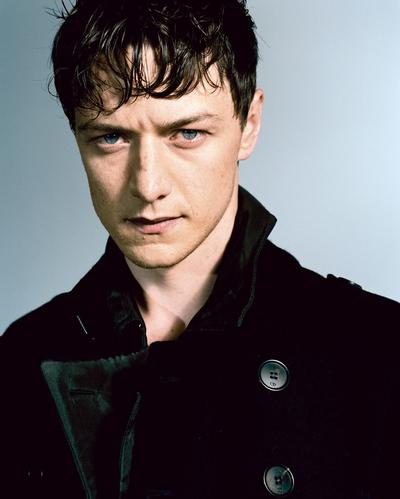 Last but not least, James McAvoy!