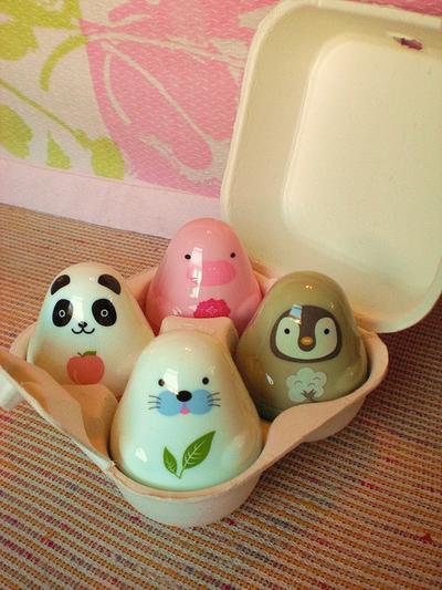 1. Hand Cream Berbentuk Hewan-Hewan yang Imut dari Etude House Korea