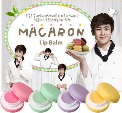 2. Macaron Lip Balm
