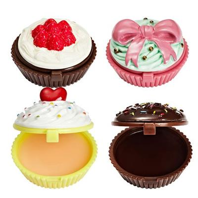 3. Cup Cake Lip Balm