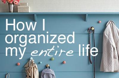 6. Cobalah untuk Lebih Terorganisir