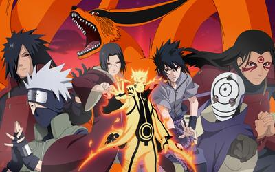 6. Naruto