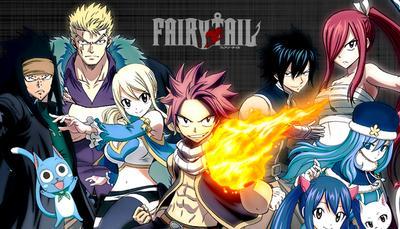 7. Fairy Tail