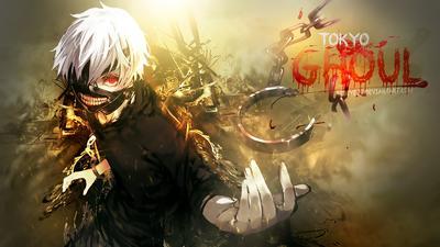 9. Tokyo Ghoul