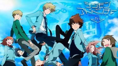 4. Digimon Adventure tri.