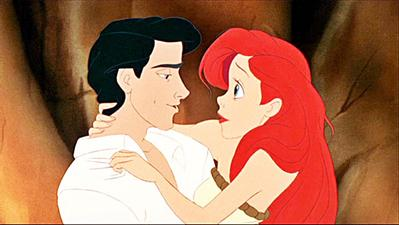 4. Prince Eric, Little Mermaid
