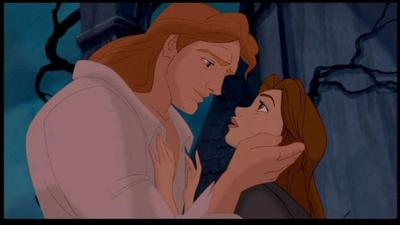 3. Prince Adam (The Beast), Beauty and the Beast