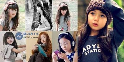 5 Anak Perempuan Terimut dan Tercantik di Dunia