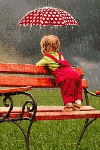7 Payung Lucu Untuk Hadapi Musim Hujan