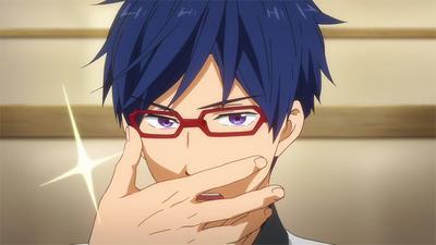 Para Pria Keren Berkacamata Dari Anime